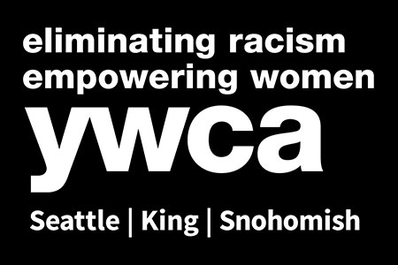 YWCA Logo - White