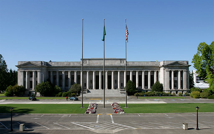 Washington Supreme Court. Source: Wikimedia