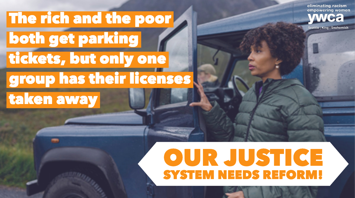 License suspensions unfairly target the poor.