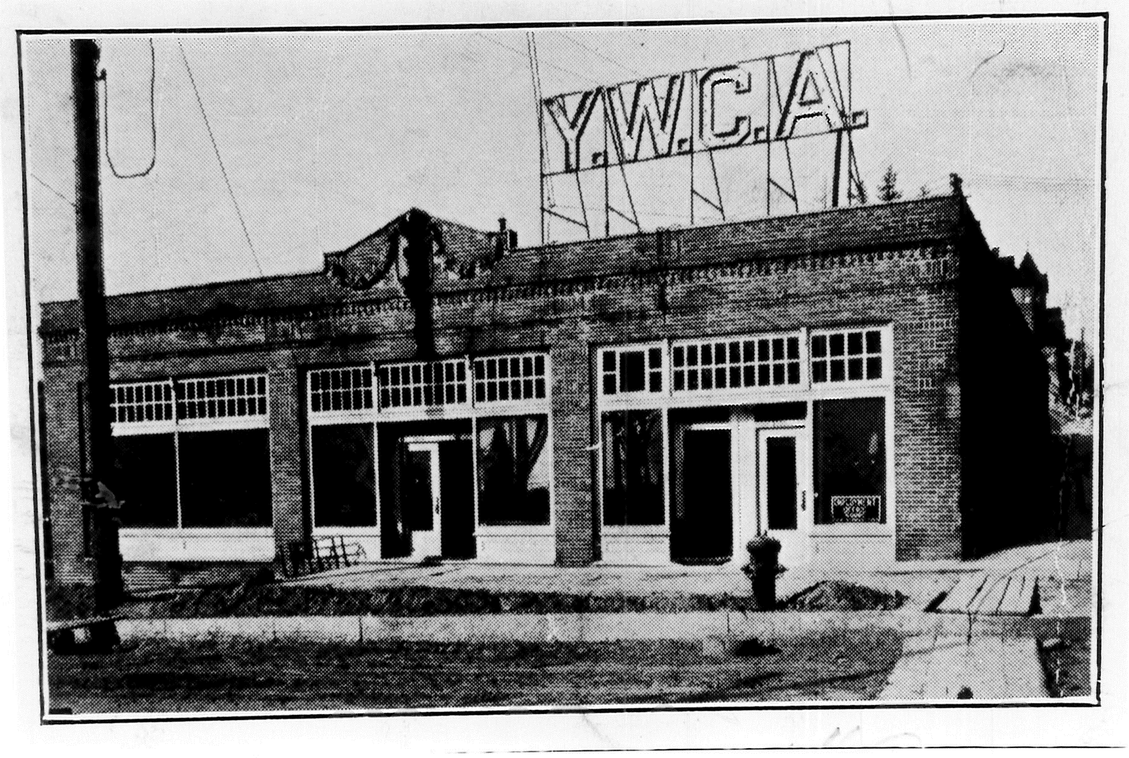 Original YWCA Building
